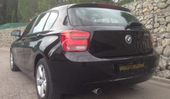 BMW  SERIE 1 118D  LOUNGE full