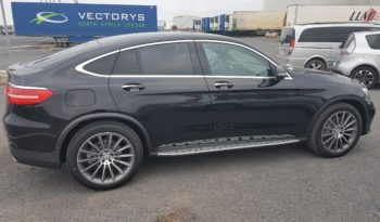 Mercedes GLC 220d Coupé 4 MATIC full