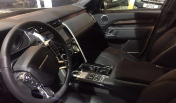 Land rover Discovery 5 SD4 HSE 7 PLACES full