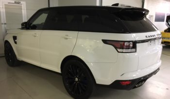 Land rover Range rover sport SVR CARBON EDITION full