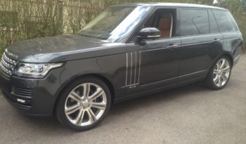 Range Rover 5.0l Supercharged SV Autobiography LWB full