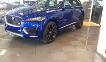 Jaguar F-Pace 3.0 D 300 First Edition full