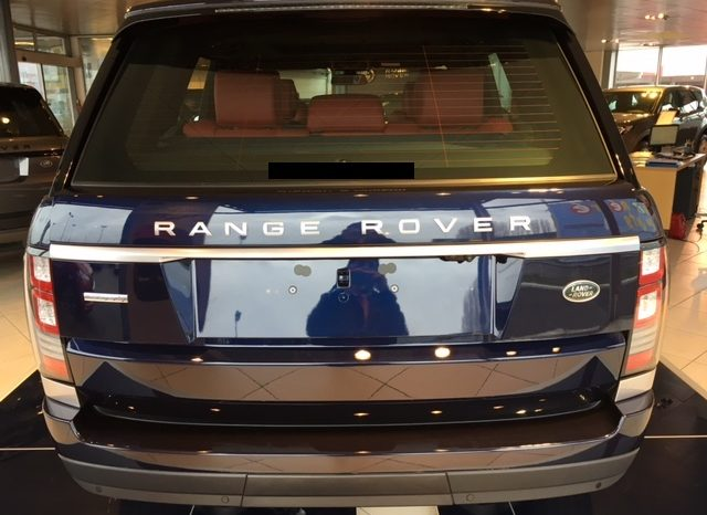 Land Rover Range Rover V8 Supercharged SWB Autobiography 22 full