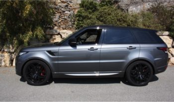 Range Rover Sport sdv6 Autobiography Dynamic PIMENTO 22″ STEALTH PACK