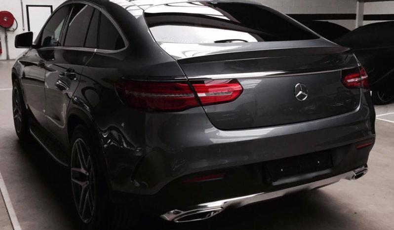Mercedes GLE 350d Coupé 4matic AMG full