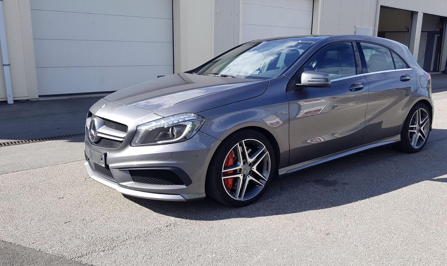 Mercedes Classe A45 Amg 4matic Pack Performance Sogeco