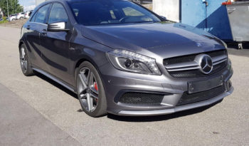 Mercedes Classe A45 AMG 4MATIC PACK PERFORMANCE full