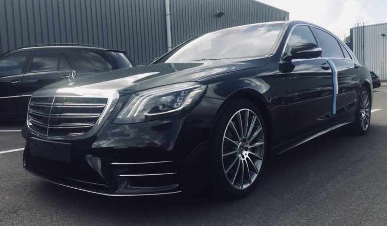 Mercedes S 400D 4matic Long AMG Facelift full