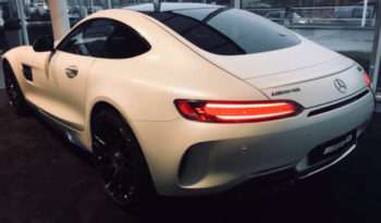 Mercedes-Benz AMG GT C EDITION 50 full