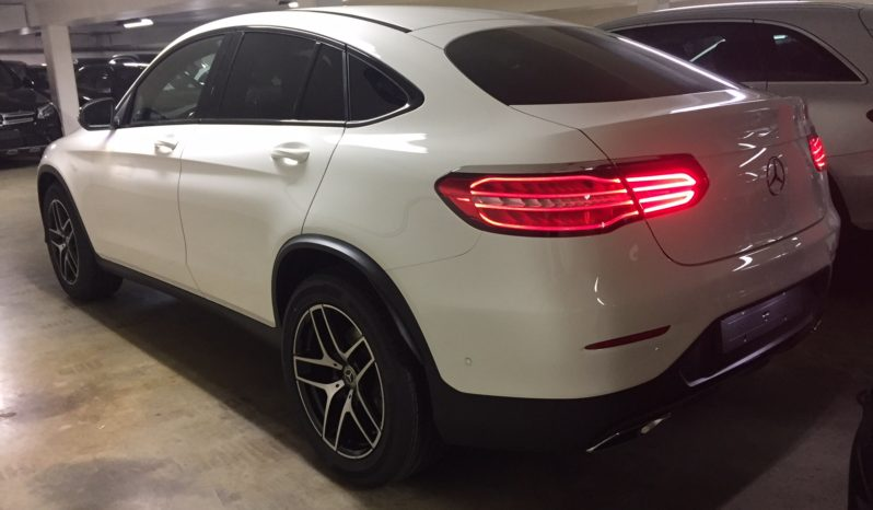 Mercedes GLC 220d Coupé 4 MATIC AMG 19 full