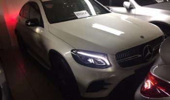 Mercedes GLC 220d Coupé 4 MATIC AMG 20 full