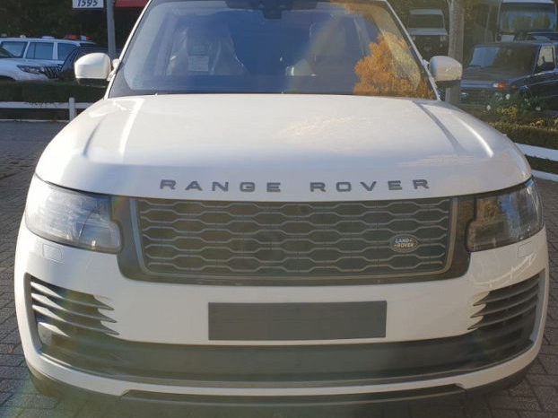 Land Rover Range Rover AUTOBIOGRAPHY V8 5.0SUPERCHARGED full