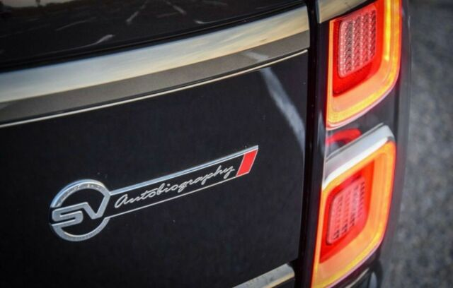 Range Rover 5.0 Supercharged SV Autobiography MY 2020 full