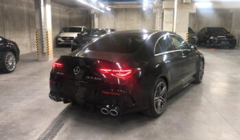 Mercedes Classe CLA 45 S AMG Pack Performance full